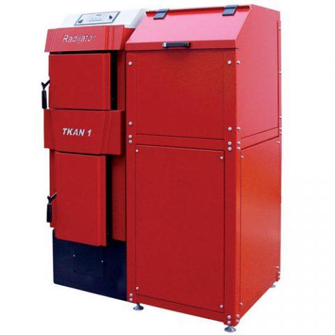 Kotlovi na pelet TKAN 1 20-35 kW Radijator Inženjering