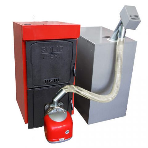 Kotlovi na pelet 31-36 kW Solid Therm