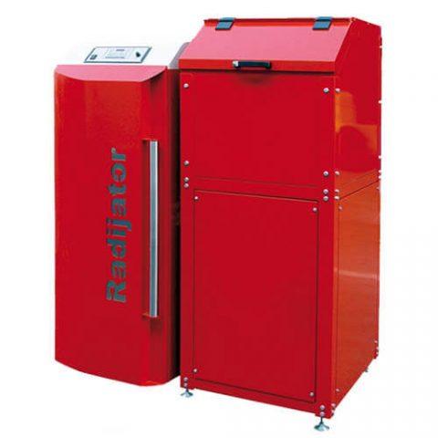 Kotlovi na pelet BIOMAX 35 kW Radijator Inženjering