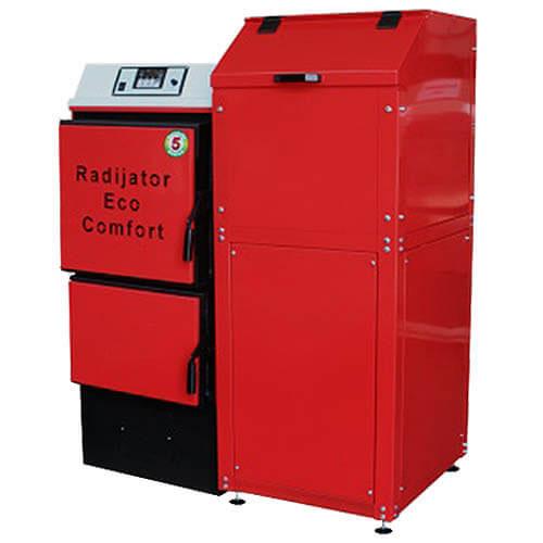 Kotlovi-na-pelet-Eco-Comfort-45-kW-Radijator-Inženjering