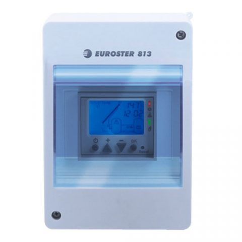 Diferencijalni termostat Soller