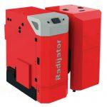 Kotlovi na pelet BIOMAX PRO 25 kW Radijator Inženjering